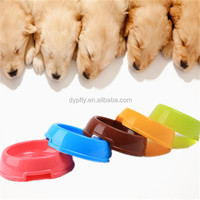 pet products dog travel bowl plastic