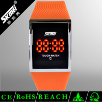 skmei 2014 Colorful new style touch screen watches for kids
