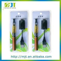 2013 New product,ego battery with CE4 plus clear atomizer in blister package