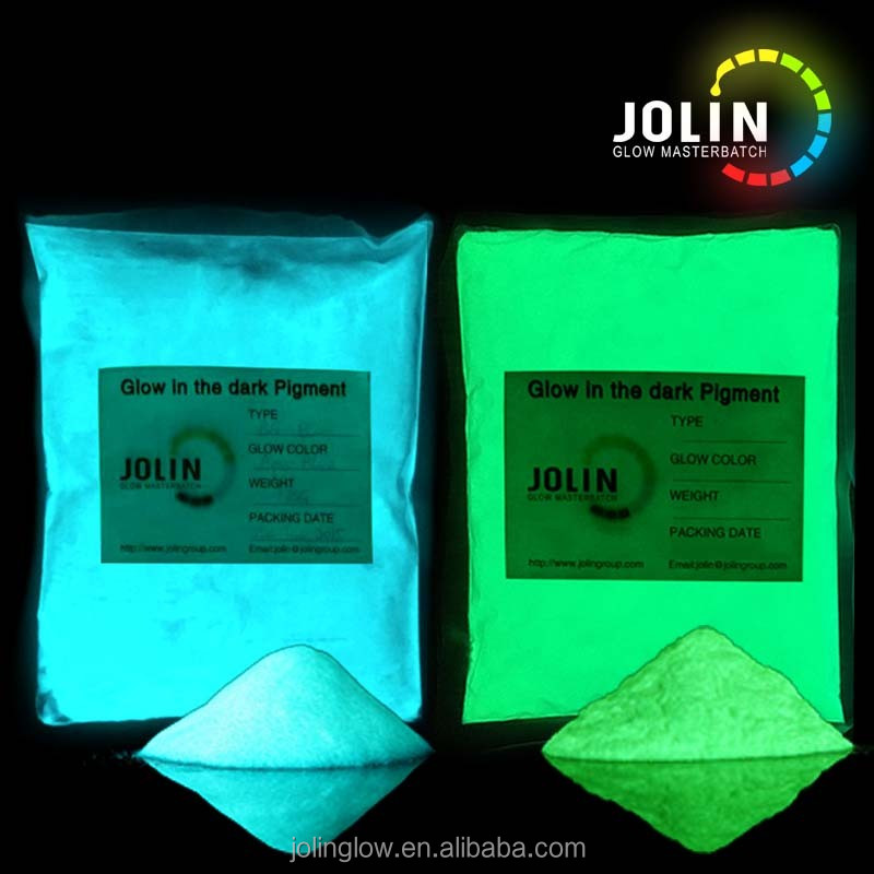 glow powder, photo luminescent paint pingment, fluorescent phosphor pigment