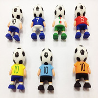 New items for 2014 football man shape usb flash drive