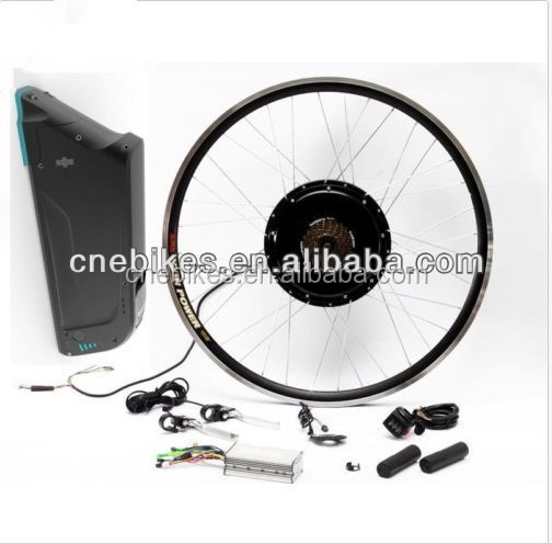 "CE approved ! 20""-28"" front/rear wheel 36v 500w hub motor electric bicycle conversion kit"