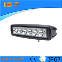 wholesale Perfect quality 18w car work light led 12v with 12months warranty