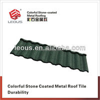 Colorful Sand Coated Metal Roof,Aluminum Steel ,Sheet Metal Roofing