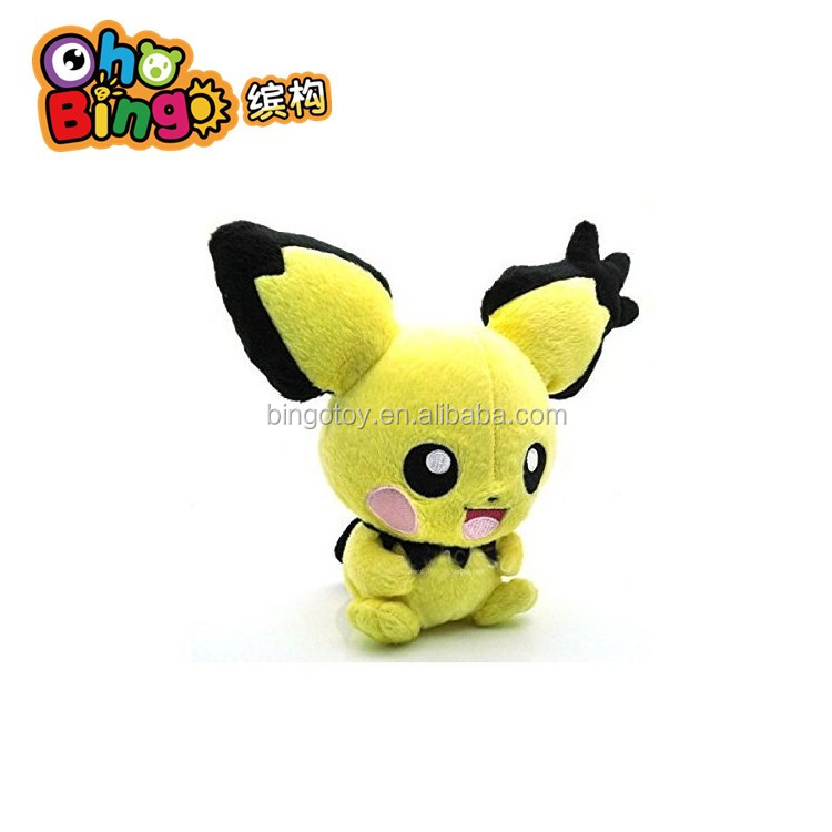 Hot Sale Factory Direct Wholesale soft cute pokemon stuffed plush toy promotional gifts,custom plush toy