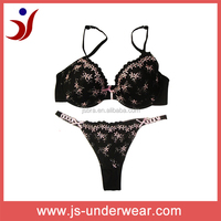 Ladies sexy net bra sets sexy bra panty set,Hot sexy bra and panty