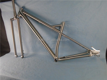 An-rusthg mtb titanium 29er frame dirt for mountain bike