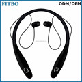 Stereo Bluetooth Headset Wireless Headphone Neckband Earphones for iPhone Nokia HTC Samsung Cellphone