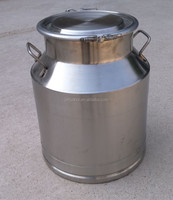 Durable stainless steel milk drum 55 gallon steel drums for sale wine barrel