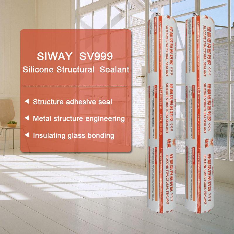 Insulating glass bonding structural silicone neutral sealant