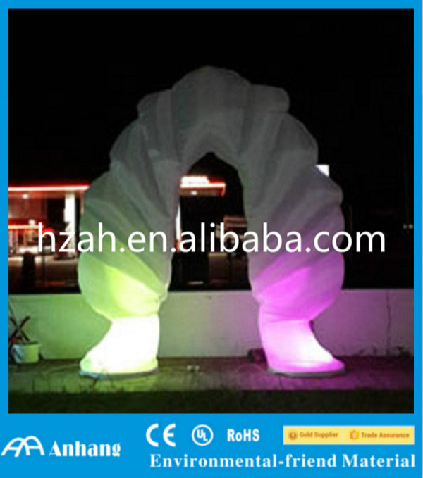 Wedding Decorative Inflatable Wings Arch