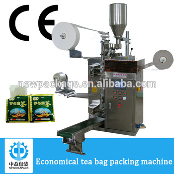 ND-T2C Factory automatic inner filter paper medicine powder Teabag Packaging Machine