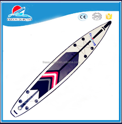 "FREESUN New 14.1' Stand Up Paddleboard 6"" Board Inflatable SUP"