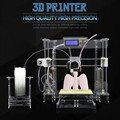 Top Selling High Precision Prusa i4 3D Printer DIY 3D Printer Kit with ABS Filament