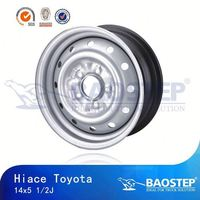 BAOSTEP High Standard Exclusive Steel Wheel Rims 16 Inch