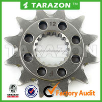CR250R direct factory high quality motorcycle chain sprocket price