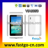 9inch Touch Screen Tablet pc with Front and Back Camera