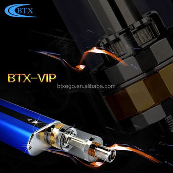 Hot Vape Pen Starter Kit Glass Tank 4Ml Big Vapor Volume 240W Ecigarette Vaporizer