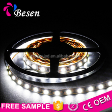 High Quality Hot Sale Flexible S Shape Bendable White Samsung 5Mm Width Addressable Led Strip 24V