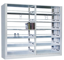 6 Layers School Library furniture book store shelves supplier