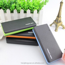 High capacity powerful 15000mah power banks,4 USB power bank,15000mah portable rechargeable power station