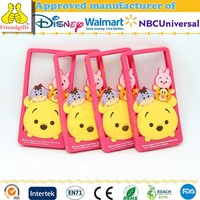 NBCUniversal Audited Factory Eco-friendly Android Phone Silicone Case Custom 3d Mobile Phone Cover