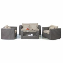 Sailing Leisure All Weather Rattan Outdoor Bunning Carrefour Concrete Ridge Wicker BHS Garden Furniture