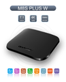 High quality android 7.1 smart tv box amlogic s905w 1gb/8gb vp9 hdr10 Wifi Uhd 4k tv box