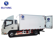 Cooling truck refrigerated truck bodies/box/van