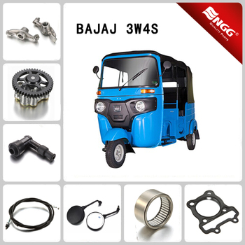 three wheeler spare parts for bajaj tuk tuk