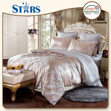 GS-JAC-08 Comfortable luxury european style custom made bedding sets