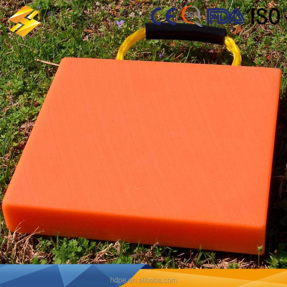 Good Price Of UHMWPE Stabiliser Pads Mobile Crane Outrigger Pad