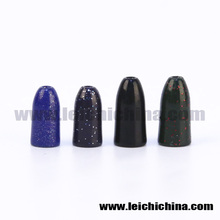 wholesale Worm cheap tungsten bullet weight