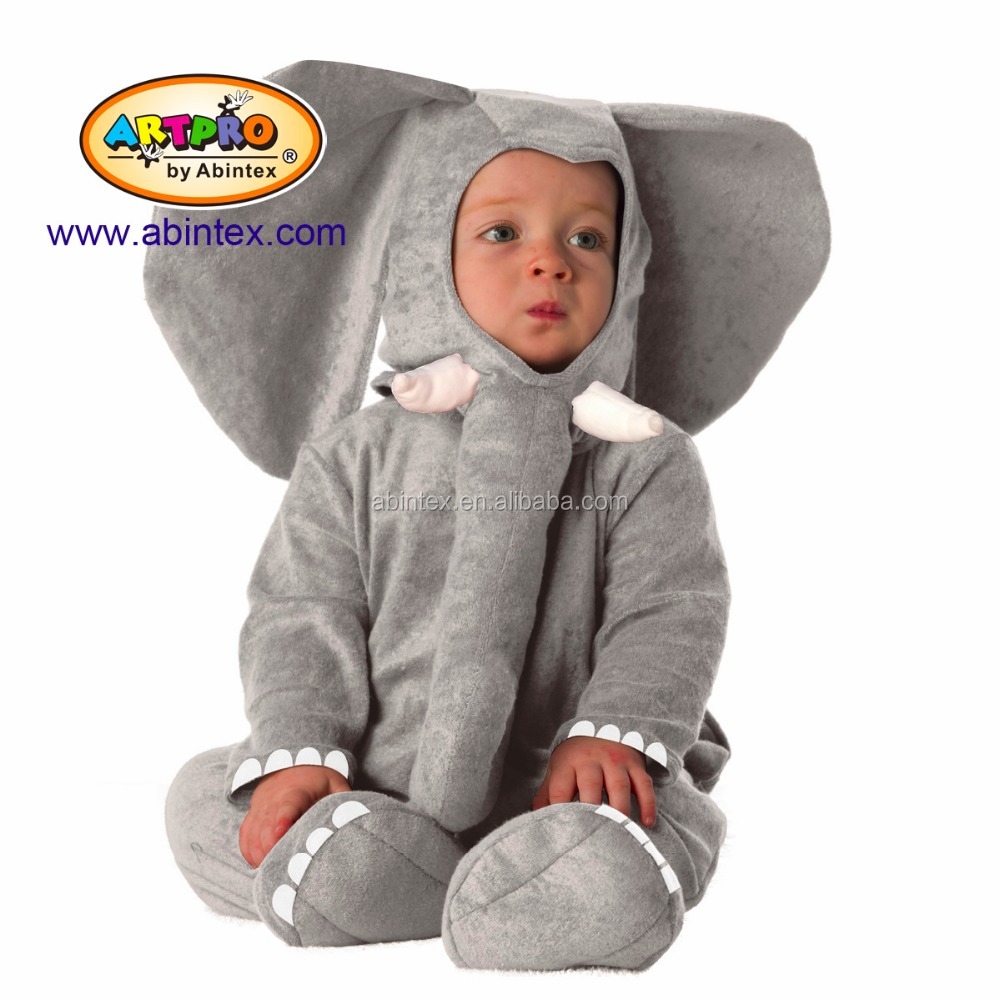 Toddler animal costume Elephant baby costume (16-123BB) with ARTPRO brand