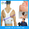 China Supplier Magnetic Posture Support Corrector Back Pain Shoulder Belt Adjustable Therapy