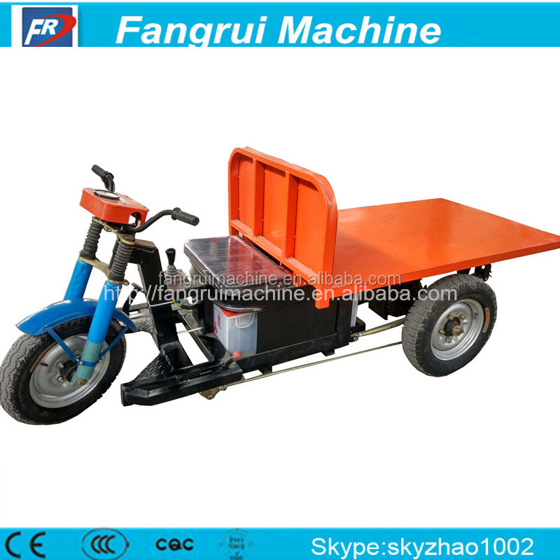 new design three wheels electric vehicle for kiln price