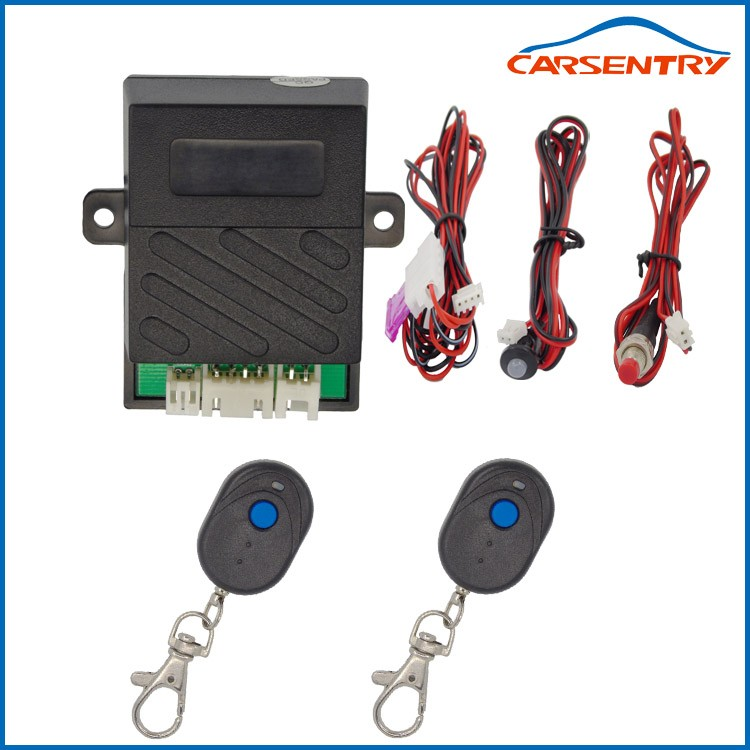 One way car immobilizer products remote car alarm car immobilizer bypass