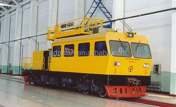 Low Price TY6 Catenary Work Car, Rail road Vehicle, Railway locomotive and rolling stock, Maintenance motorcars