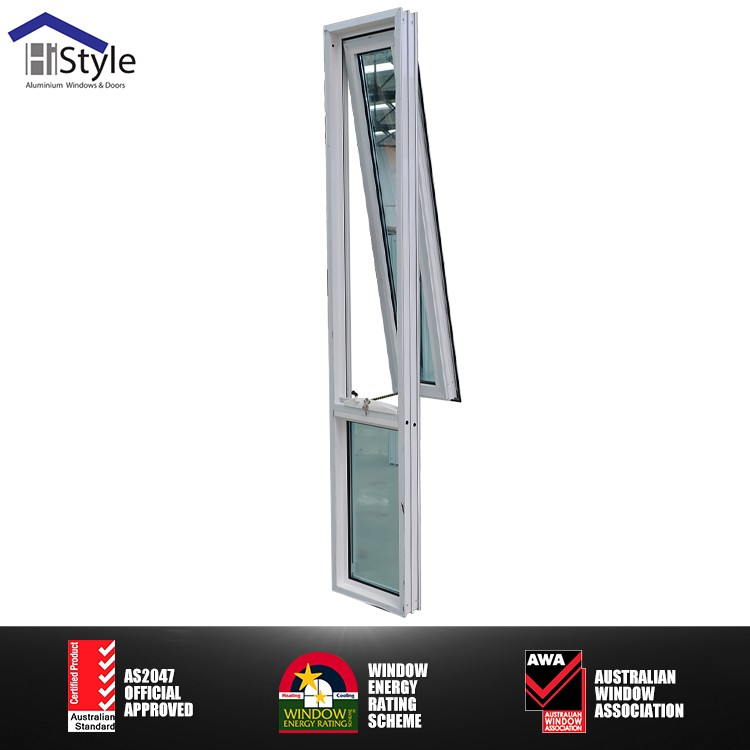 double glass sound proof window inserts aluminium artificial window for hall