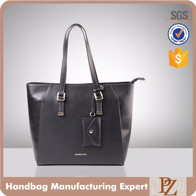 5170 Trend fashion bags top designer synthetic leather black tote handbag