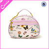 2017 Fashion lady contents cosmetic bag PVC outer material, 210D lining PVC cosmetic bag