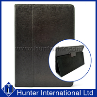 Standable Leather Material Tablet Case For iPad Air