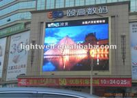 Good price truck/trailer/rental full color mobil led display screen p16/p10