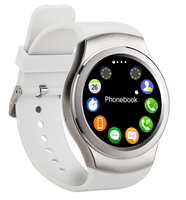 New arrival! Smartwatch CPU MTK2502C G3 with heart rate 1.3 IPS screen for ios and android