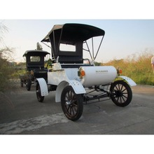 Latest model 4 passenger horse carriage with electric power
