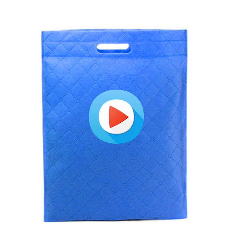 Fashion t shirt non woven bag non woven shoe bag non woven laminated bag for wholesales