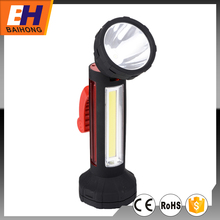 COB 3W+3W LED High Power Work Light with Magnet and Movable Head