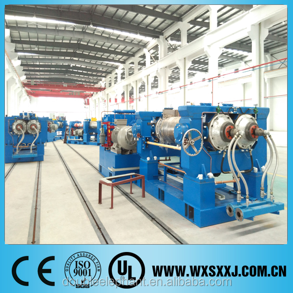 two roll mill for rubber and plastics