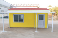 used Special designed container japanese prefab house