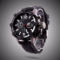 YX6040 Popular Fashion Design Luxury Cheap Custom Silicone Sports Watch Manufacturer